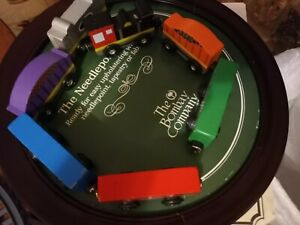 lot 6 Generic Thomas Brio Melissa & Doug wood train with magnets front & back