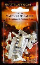 BATTLETECH 20-264 Marauder MAD-9S / MAD-5R NISB ( hex base / 20-800 )