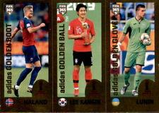 Panini Fifa 365 2020 Sticker 427 - Awards Haland - Lee Kangin - Lunin