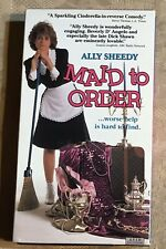 1989 Maid To Order VHS Ally Sheedy Very 80s!