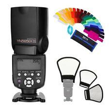 Yongnuo YN-565EX III TTL Flash Speedlite Gift for Nikon Camera D5500 D7300 D3100