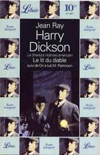 Harry Dickson.Le lit du diable.Jean RAY.Librio SF20