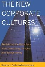 The New Corporate Cultures: Revitalizing the Workplace After-ExLibrary