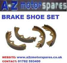 FOR JEEP CHEROKEE 2.4i 2.5DT 2.8TD 3.7i V6 9/2001-2007 NEW HANDBRAKE SHOES SET