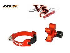 RFX Pro Serie CNC Launch Control KTM SX85 03-17 Naranja orificio de disparo dispositivo