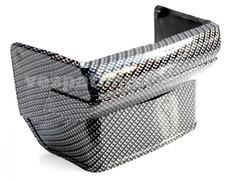 Parafango posteriore in carbon look per Vespa px/pe 1. serie
