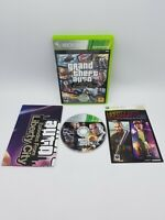 Grand Theft Auto: Episodes From Liberty City (Microsoft Xbox 360, 2009) Complete