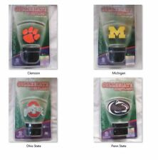 NCAA Hi-Tech LED Night Light by Authentic Street Signs -Select- Team Below