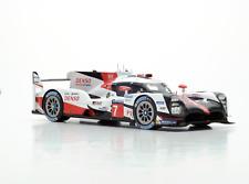 SPARK 1:18 Toyota TS050 Hybrid #7 Le Mans 2017 Conway/Kobayashi/Sarrazin 18S321