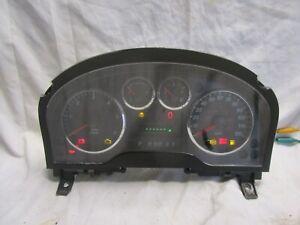 05 2005 Ford Freestar Speedometer Instrument Cluster 213k Miles 5f2t10849eb