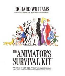 The Animator's Survival Kit: A Manual of Methods, Principles and For - VERY GOOD