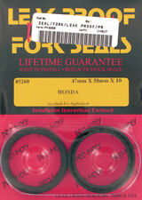 Leak Proof Seals Pro Moly Fork Seals Lifetime Guarantee 5260 58mm 47mm 5260 5260