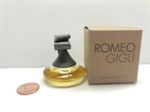 Romeo Gigli Parfum 0.19 oz/5 ml Parfum/Perfume Mini for Women, Discontinued!