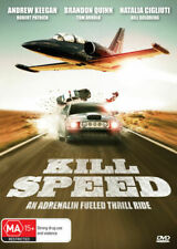 Kill Speed DVD PAL Region 4
