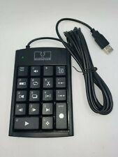 Dragonframe DZED USB Keypad controller DFK02 Stop motion animation No software