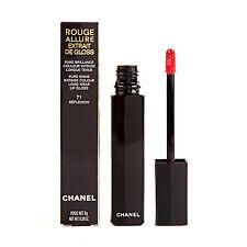 Chanel Rouge Allure Puro Brillo Intenso Color Rosa Rojo Brillo Labial - 71 Estudiantes
