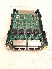 Panasonic kx-tda3171 dlc4 junto a organismos tarjeta 4 Port