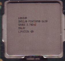Intel Dual Core Pentium G630 2.7GHz CPU Processor SR05S - USED-TESTED!!