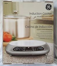 GE Induction Cooker with Cool Touch Ceramic Surface - NEW IN BOX