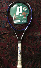 New listing Prince Shark OS Oversize tennis racquet, new w/plastic on handle, 4 1/4 grip