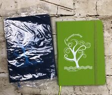 Breastfeeding Journals Set Of 2 Blue And Green Never Used
