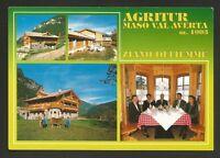 AD8206 Trento - Provincia - Ziano di Fiemme - Agritur Maso Val Averta - Vedute
