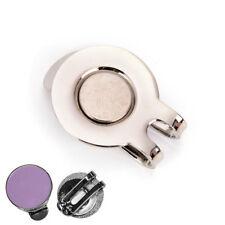 1Pcs Golf Hat Clip,Golf Ball Marker Accessories,Outdoor Alignment Aiming Tool LT