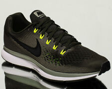 f9bdaa74300c7 Men Nike Air Zoom Pegasus 34 Running Shoe Sequoia/black 880555-302 Sz 10