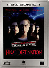 FINAL DESTINATION - DVD NUOVO E SIGILLATO, EDIZIONE SLIPCASE, NO IMPORT