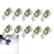 T10 10x 168 192 175 Super White 5SMD High Power LED Bulb #Nt10 Front Side Marker