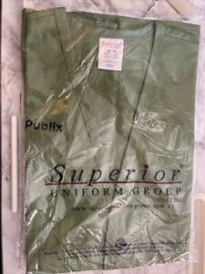 Publix Grocery Supermarket Vest Extra Small XS 4/6 Superior Uniform Group new