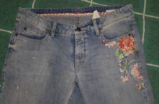 Cambio Damen Jeans 7/8 Gr 42