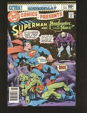 DC Comics Presents # 27 Newsstand cover - 1st Mongul NM- Cond.