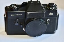 Leica Leicaflex SL Black Chrome in Great Condition Works Well