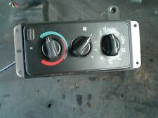 98 DODGE RAM 1500 2500 3500 EATC HEATER A/C CLIMATE CONTROL W/ HEATED MIRRORS
