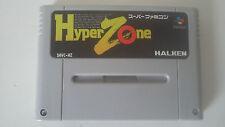 HYPER ZONE - SUPER FAMICOM - JEU SUPER NINTENDO SNES JAP
