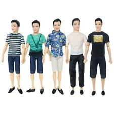 More details for barbie ken clothes bundle five casual outfits supplied uk seller