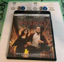 Inferno 4K Blu-Ray