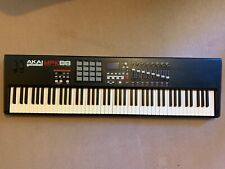More details for akai mpk 88 fully weighted midi keyboard