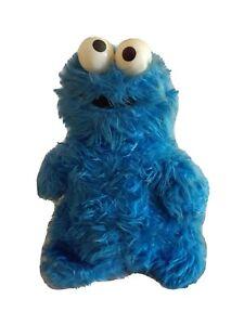 "Vintage 1981 Knickerbocker Muppets Sesame Street 12"" Plush Cookie Monster"