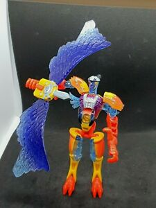 Transformers Beast Machines Silverbolt Maximal Basic Class Hasbro 2000