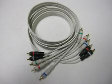 New listing Audio Video (A V) Cable, 5 Conductor, 6', Gold Plated Ends, High Performance
