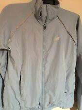 New Balance Ladies Zip Up Top XS Blue Great Condition
