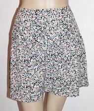COTTON ON Brand Pink Floral Skater Skirt Size L BNWT #sE37