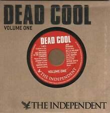 DEAD COOL V 1 - PROMO CD: MARVIN GAYE, CHET BAKER, JIMI HENDRIX, JOHNNY CASH ETC