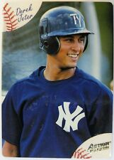 1994 94 Action Packed Derek Jeter Rookie RC #43, NY Yankees Scouting Report