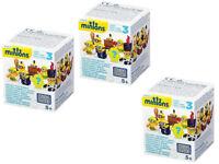 Mega Bloks Despicable Me Minions Blind Box Series 3 - Pack of 3 - Sent at Random