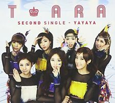 YAYAYA(+DVD)(ltd.)(TYPE A) T-Ara Audio CD