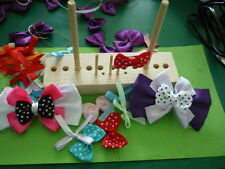 THEE. RIBBON BOW MAKER,,by. BOWS GAlORE