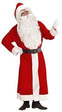 Santa Claus Kostüm Weihnachtsmann Mantel In L XL